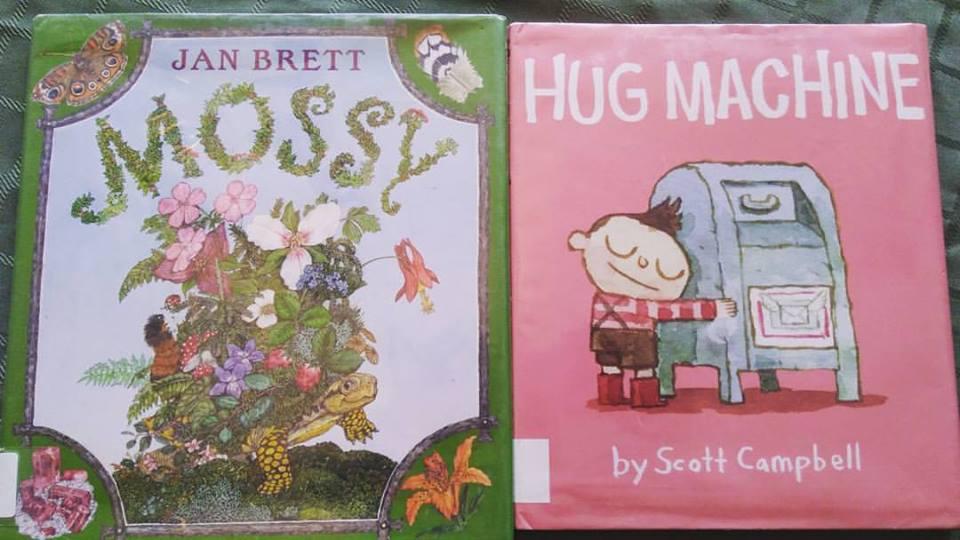mossy Hugs