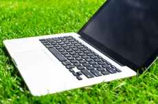 day electronics gadgets grass